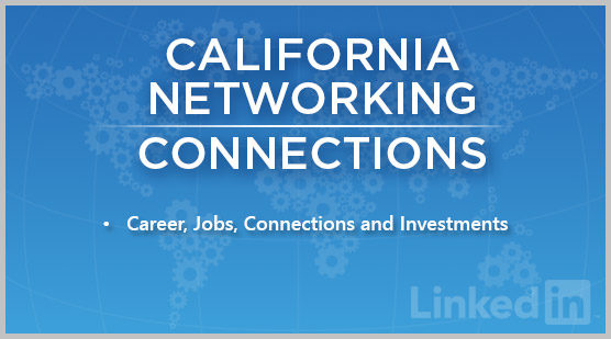 California Networking | Connections