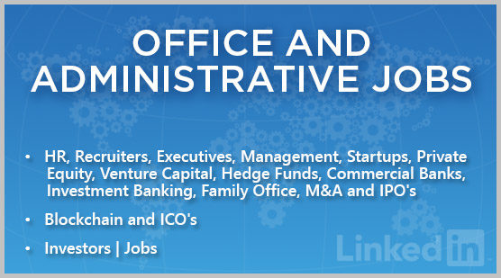 Office and Administrative Jobs