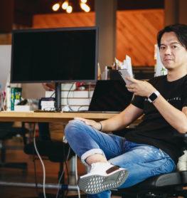 Jun Hasegawa, CEO of Omise