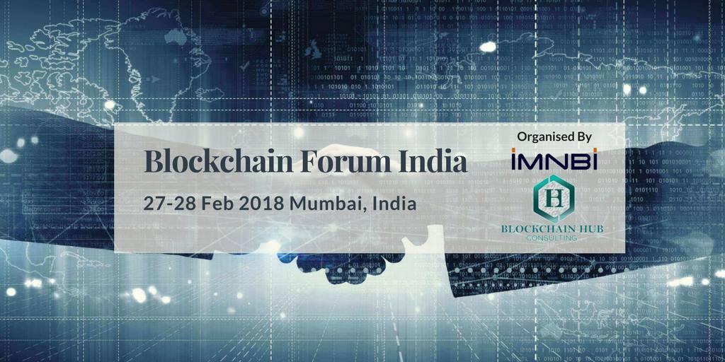Blockchain Forum India